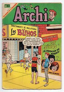 ARCHI #328 Archie Novaro Mexican Comic 1969