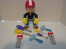 "Handy Manny 8"" Tall with Tools"