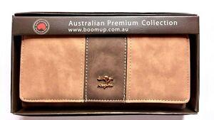 Australia Souvenir Premium Leather Ladies Wallet Coin Purse New Great Gift idea