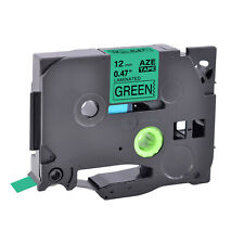 Tz Tz 731 Tze Tze 731 Black On Green Tape Fit For Brother P Touch Label Maker