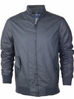 Mens Harrington Jacket Waxed Waterproof Reactive 100% Cotton Winter Bomber Coat