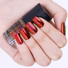 Chameleon Nail Polish Starry Sky Sequins Manicure Varnish Red 9ml BORN PRETTY