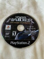 Tomb Raider The Angel of Darkness PS2 Disc Only Tested Sony PlayStation 2 Ps2