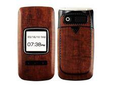Skinomi Wood Full Body + Screen Protector for Pantech Breeze 2