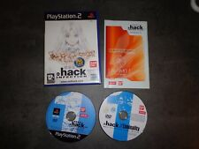 HACK INFECTION Part 1  Ps2 Playstation PAL español. En buen estado