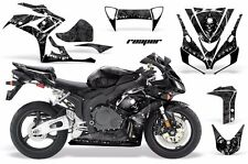 AMR Racing Graphic Kit Wrap Part Honda CBR1000 RR Street Bike 2006-2007 REAPER K