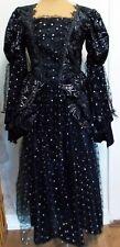 Wishcraft Chasing Fireflies Wicked Princess Witch Costume Dress - Size 10