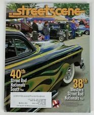Streetscene Magazine July 2014-'54 Chevy-2014 Car Giveaway-40th Street Rod Nats