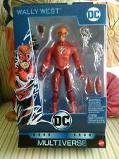 DC Multiverse 6 Inch Action Figure Batman Ninja Series - The Flash Wally West