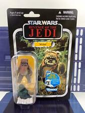 Star Wars Vintage Collection REVENGE of the Jedi (ROTJ) Wicket the Ewok VC27 MOC