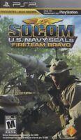 PSP Socom: Fireteam Bravo