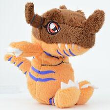 Digimon Collectible 3-Inch Plush Doll By Zag Toys - Greymon