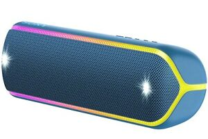 Sony SRS-XB32/L Extra Bass Portable Bluetooth Speaker Wireless SRSXB32 Blue