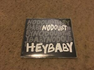 No Doubt – Hey Baby (Promo CD Single, ska, punk, pop rock)