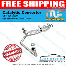 Magnaflow Catalytic Converter DF 1996-2000 GM Truck/Suv Dual Outlet - 23453
