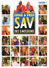 Omar & Fred - SAV des Emissions - Saison 1 - DVD Neuf sous Blister