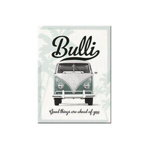 14310 Imanes 6x8 volkswagen bulli nostalgic art coolvintage