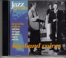 (DF82) Jazz Greats No 053 CD, Big-Band Voices