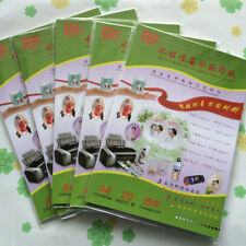 A4 size clear/transparent color water transfer inkjet printing paper 20PCS
