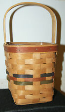 Longaberger 1992 Basket with Protector Insert