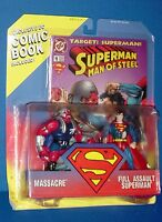 Superman Action Characters & Comic Book