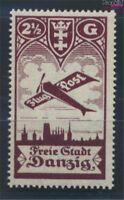 Danzig 206 postfrisch 1924 Flugpost (8731563
