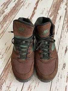 Nike 1994 VTG Nike Air Caldera Hiking Boots ACG Brown/Olive Men's Size 10