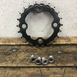 INNER MOUNTAIN BIKE CHAIN-RING SHIMANO 22-T//58-MM B.C.D