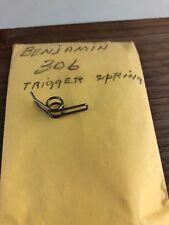 Benjamin BB Gun TRIGGER SPRING part # 306 - B15