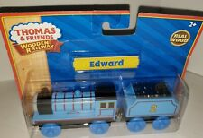 Edward Thomas Tank Engine & Tender Wooden Railway NEW Rare HTF 2010 Train Look