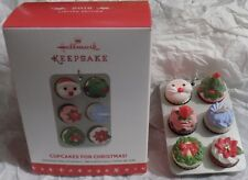 Hallmark Limited Edition Cupcakes for Christmas! Ornament 2016 NEW