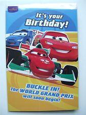 Cars birthday card for any age by Hallmark