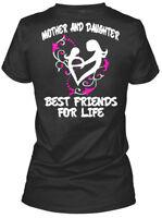 Cozy Mother And Daughter - Best Friends For Life Gildan Women's Tee T-Shirt