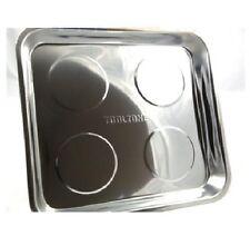 Toolzone 26.7cm x 29.2cm acier inoxydable base magnétique pièces Bac