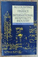 Accounting and Finance for the International Hospitality Industry * Harris 1997