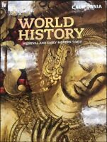 National Geographic World History Medieval Early Modern Times Textbook 7th Grade