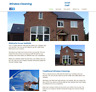 Window Cleaning Business for Sale, Leaflet Template & Website