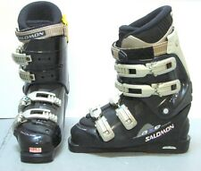 Salomon Performa 7.0 AXE Ladies Downhill Snow Ski Boots Size 6.5 Mondo 24.0 NEW