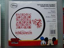 Disney`s Mickey Mouse & Friends Embossing Folders BNIP - Baubles