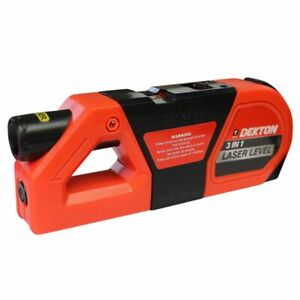 Multipurpose Laser Spirit Level Line Tool Tape Measurement Laser Levelling Wall
