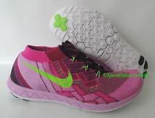 NEU Nike WMNS Free 3.0 Flyknit Gr. 38 Laufschuhe Fitness Schuhe 718420-005