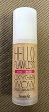 Benefit Hello Flawless! Oxygen Wow Spf 25 Foundation 1fl oz Petal