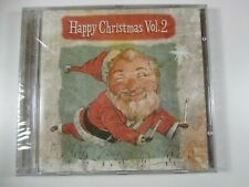 """New! Happy Christmas Vol. 2  CD (1999) various """"You're a mean one Mr. Grinch"""""""