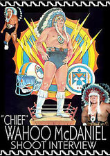 Wahoo McDaniel Wrestling Shoot Interview DVD, NWA WCW