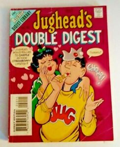 Vintage Archie Digest Collection Jughead's Double Digest Issue Number 40 1996