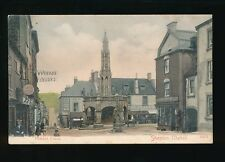 More details for somerset shepton mallet market cross c1900s ppc by stengel