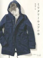 Mens Military wear Book From Japan
