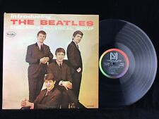 Introducing the Beatles VJLP 1062 Vee Jay Mono Vinyl Record Album