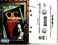 OC Ft Yvette Michelle Far From Yours 1997 Cassette Tape Single Rap Hiphop R&B