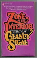 Zone of the Interior by Clancy Sigal (1978 Popular Library {04153-6} 1st pb) VG